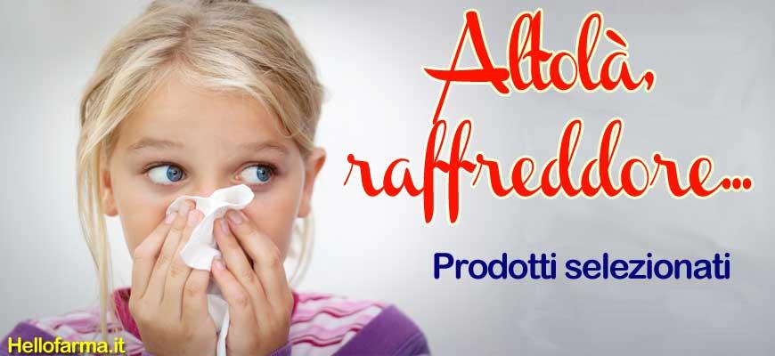 Vetrina promozione Hellofarma.it Altolaraffreddore