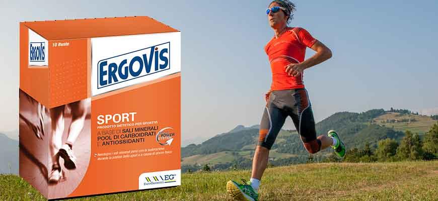Vetrina promozione Hellofarma.it Ergovis Sport