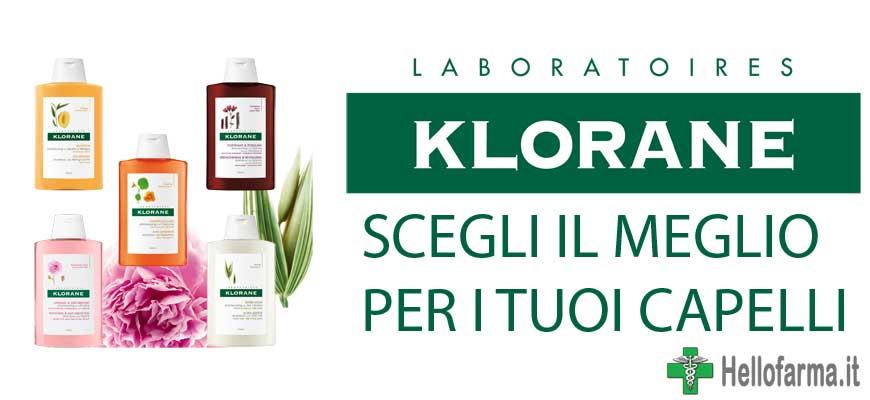 Vetrina promozione Hellofarma.it Klorane