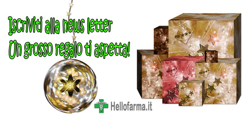 Vetrina promozione Hellofarma.it Un regalo per te