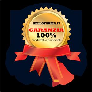 Garanzia 100% Hellofarma.it