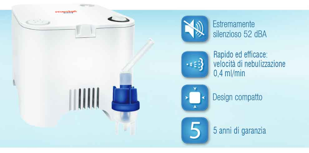 Medel aerosol Easy