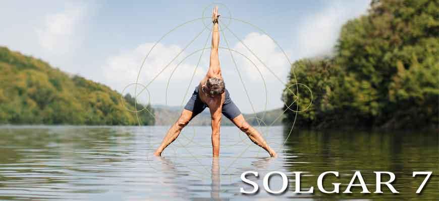 Solgar 7: per il tuo benessere